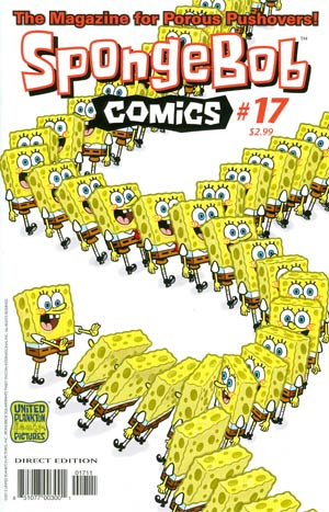 SpongeBob Comics #17