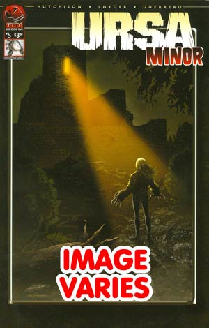 Ursa Minor #5 (Filled Randomly With 1 Of 2 Covers)