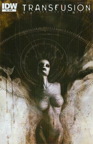 Transfusion #3 Regular Menton3 Cover