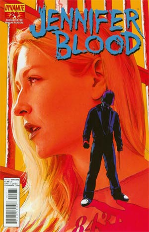 Garth Ennis Jennifer Blood #24