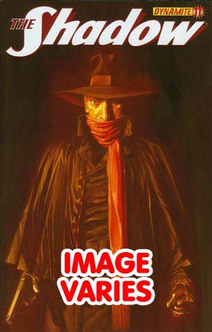 Shadow Vol 5 #11 Regular Cover (Filled Randomly With 1 Of 4 Covers)
