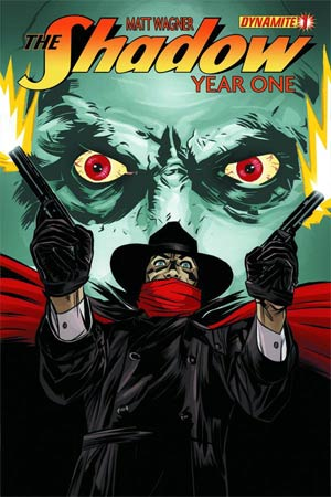 Shadow Year One #1 Variant Exclusive Subscription Cover