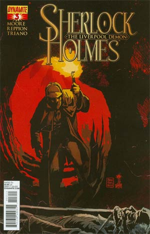 Sherlock Holmes Liverpool Demon #3