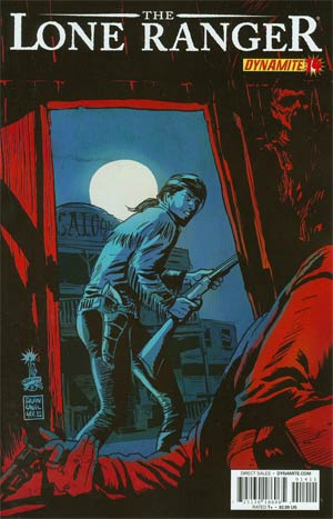 Lone Ranger Vol 5 #14