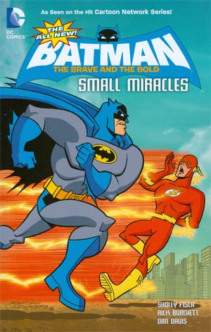 All-New Batman The Brave And The Bold Small Miracles TP