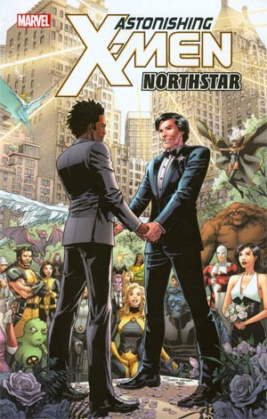 Astonishing X-Men (2004) Vol 10 Northstar TP