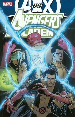 Avengers vs X-Men Avengers Academy TP