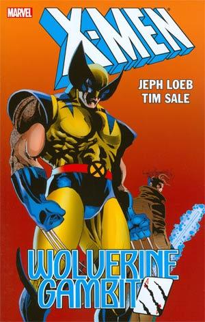 X-Men Wolverine Gambit TP New Printing