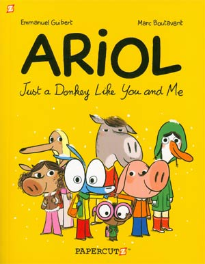 Ariol Vol 1 Just A Donkey Like You And Me TP