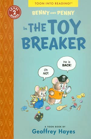 Benny And Penny In The Toy Breaker TP