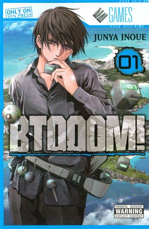 BTOOOM Vol 1 GN