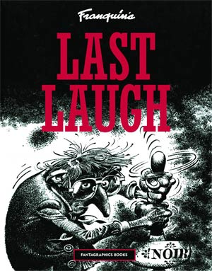 Franquins Last Laugh HC