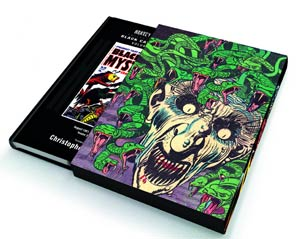 Harvey Horrors Collected Works Black Cat Mystery Vol 1 HC Slipcase Edition