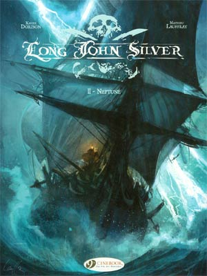 Long John Silver Vol 2 Neptune GN