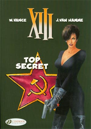 XIII Vol 13 Top Secret TP