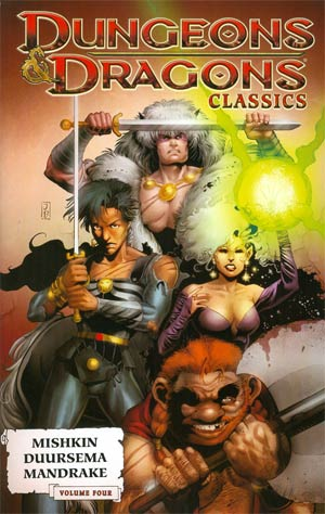 Dungeons & Dragons Classics Vol 4 TP