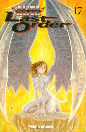 Battle Angel Alita Last Order Vol 17 TP