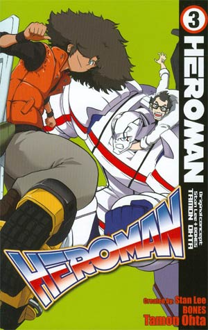 Heroman Vol 3 GN