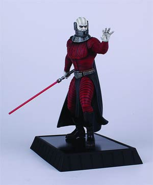 Star Wars Darth Malak Statue