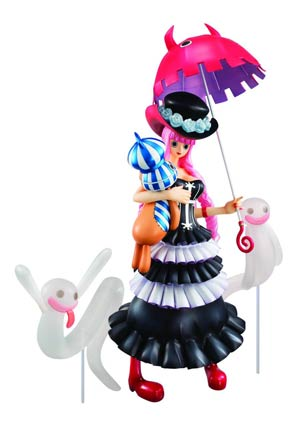 One Piece P.O.P. Perona EX Model PVC Figure