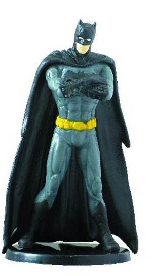 Batman In Action 2.75 Inch PVC Figurine - Batman Crossing Arms