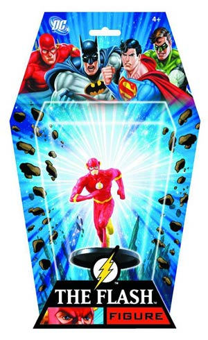 DC Heroes 2.75 Inch PVC Figurine - Flash