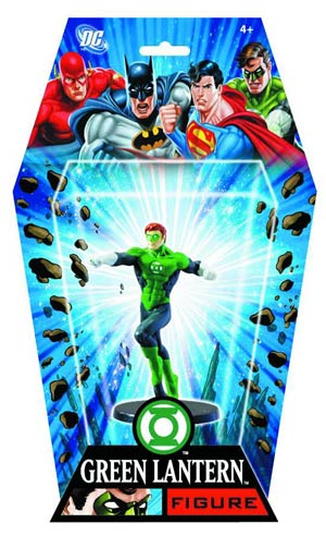 DC Heroes 2.75 Inch PVC Figurine - Green Lantern