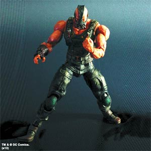 Batman The Dark Knight Trilogy Play Arts Kai Bane Action Figure