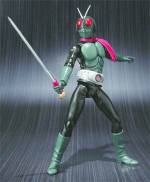 Kamen Rider S.H.Figuarts - Masked Rider 1 (Sakurajima Version) Action Figure