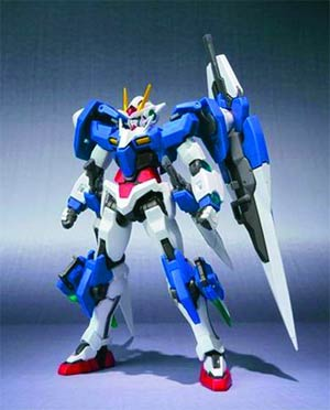 Robot Spirits #038 (Side MS) GN-0000/7S 00 Gundam Seven Sword Action Figure