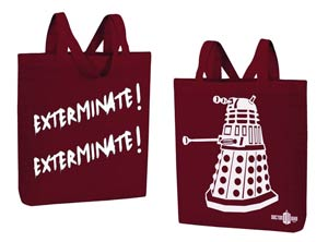 Doctor Who Tote Bag - Dalek
