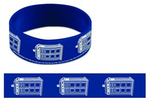Doctor Who Wristband - TARDIS