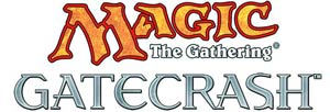 Magic The Gathering Gatecrash Intro Deck Display