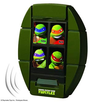 Teenage Mutant Ninja Turtles T-Phone 6-Piece Case