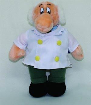 Astro Boy Small Plush - Dr Ochanomizu