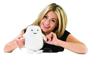 Doctor Who Adipose 8-Inch Plush