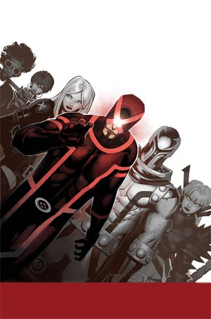 Uncanny X-Men Marvel Now Poster