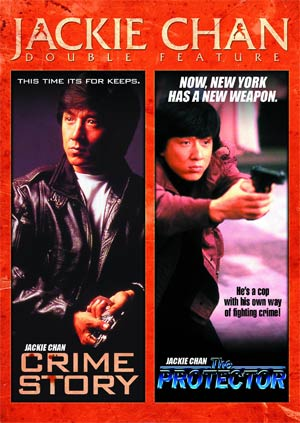 Jackie Chan Double Feature Crime Story / The Protector DVD