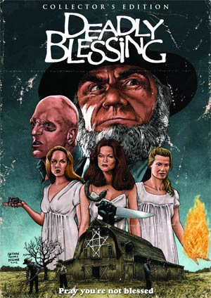 Deadly Blessing DVD