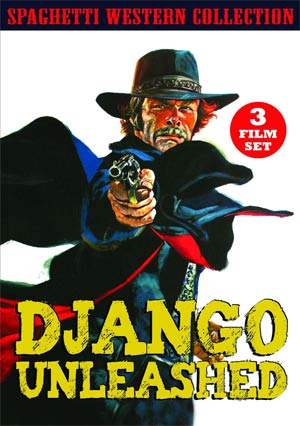 Django Unleashed DVD