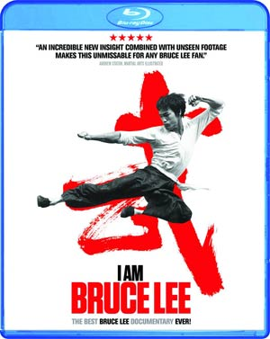 I Am Bruce Lee Blu-ray DVD