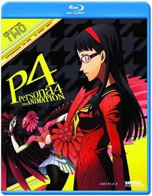 Persona 4 Collection 2 Blu-ray DVD