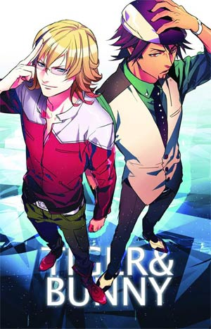 Tiger & Bunny Set 1 Blu-ray DVD
