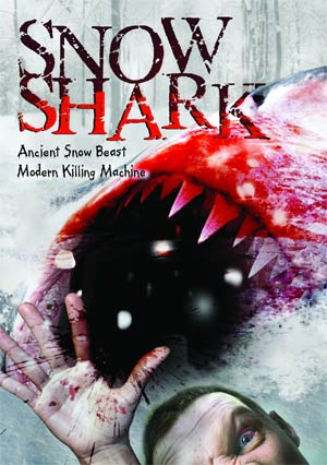 Snow Shark DVD