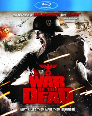 War Of The Dead Blu-ray Combo DVD