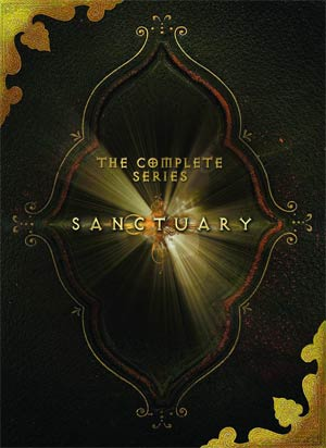 Sanctuary Complete Series DVD