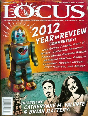 Locus #625 Vol 70 #2 Feb 2013