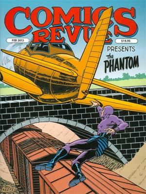 Comics Revue Presents Feb 2013