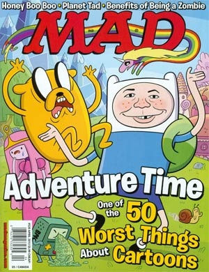 MAD Magazine #520