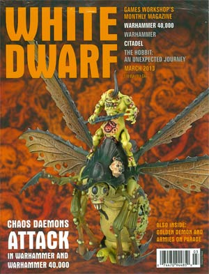 White Dwarf #398